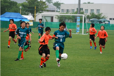全日本少年サッカー由利予選01