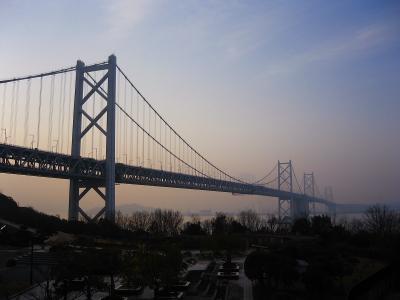 南備讃瀬戸大橋@瀬戸中央道・与島SA(IXY DIGITAL L3)