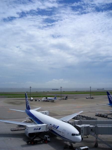 本日の搭乗機B777-281 JA701A(by IXY DIGITAL L3)