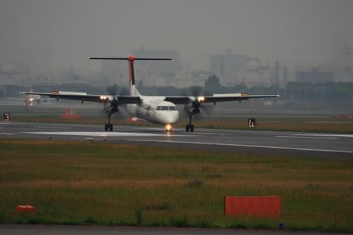 JAC DHC8-Q400 3X2366@AFO(by EF100-400)