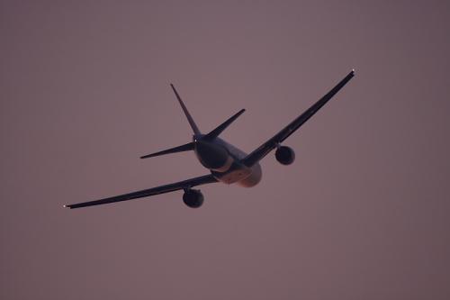 JAL B777-246 JL130@エアフロントオアシス(by EF100-400)