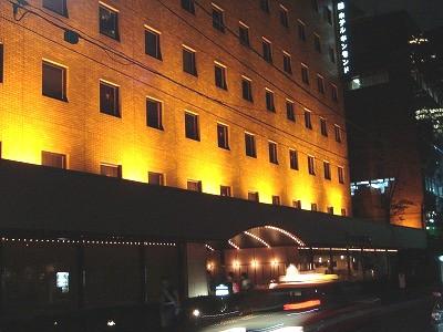 ホテルギンモンド東京1