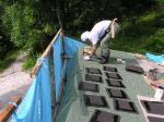 屋根貼り4