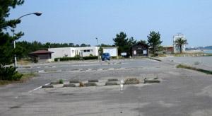 龍神駐車場