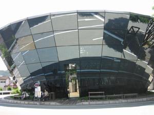 道の駅 小国外観1
