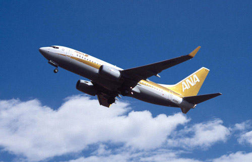 ANA GOLD Jet