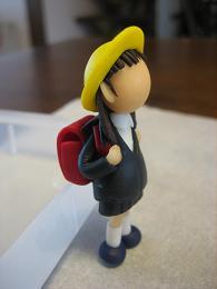ランドセル人形