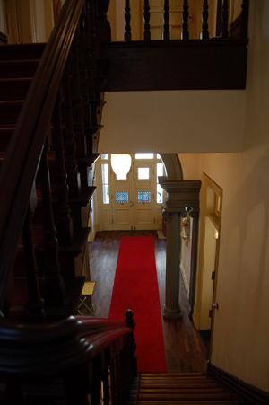 十五番館(階段)