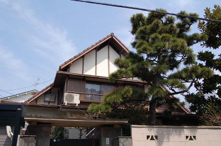 山田洋次生家