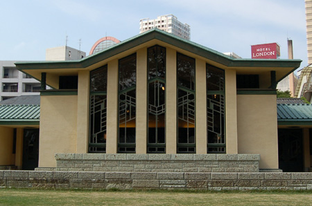 自由学園明日館(外観)