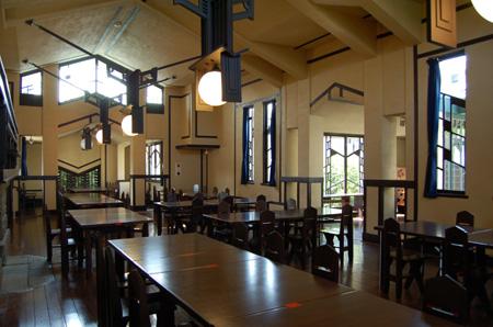 自由学園明日館(食堂)