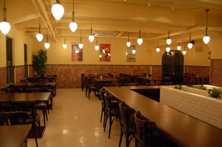 芝川ビルレストラン