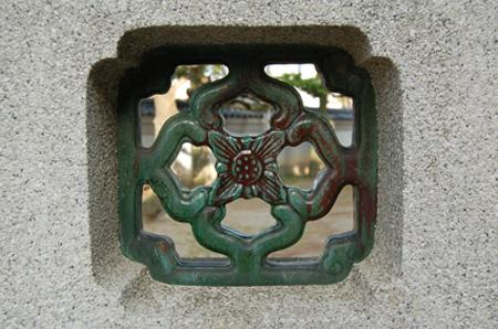 田尻歴史館(庭)