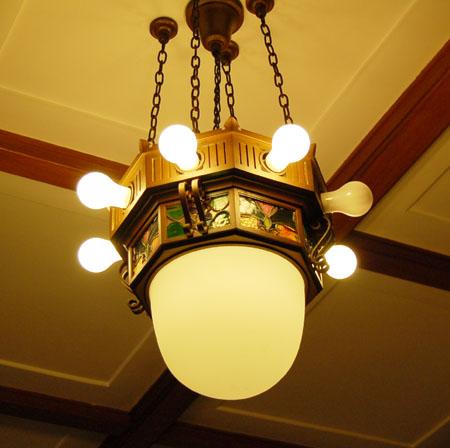 田尻歴史館(照明)
