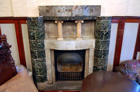舞子ホテル(暖炉)