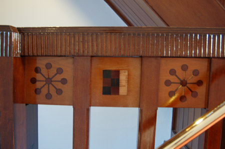舞子ホテル(階段)