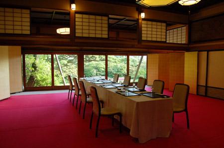 舞子ホテル(和館)