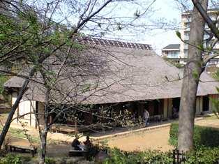 江戸後期の住居
