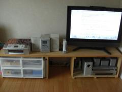 テレビ台新