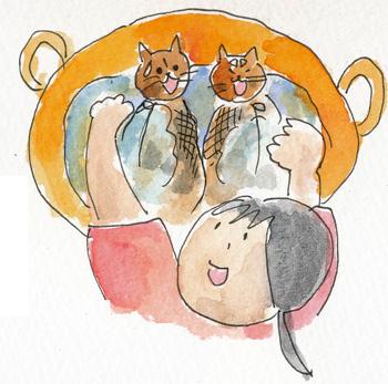 猫シャンプー2