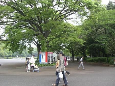 9上野公園