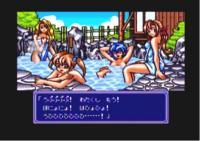 桃太郎シリーズ・女湯から学ぶグラフィックの進化の歴史