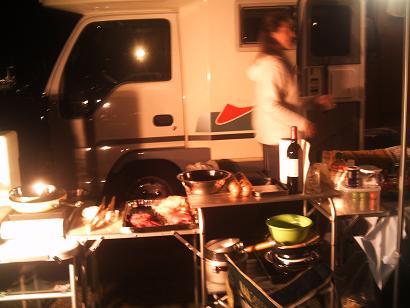 BBQ & キャンプ④