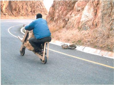 ルワンダブルンジ自転車1