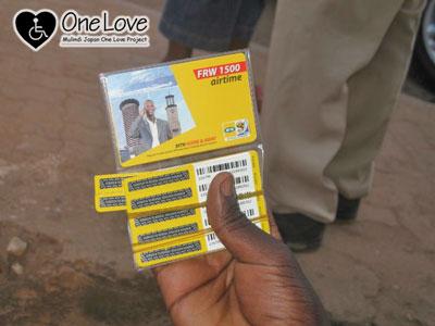 ルワンダ携帯電話