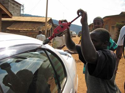 ルワンダ日本車2