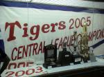 2005年エントラルリーグ・チャンピオンフラッグ