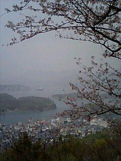 春霞の瀬戸内