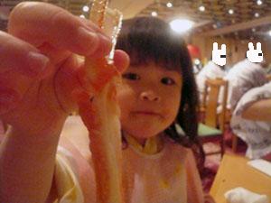 GW十勝川温泉カニです