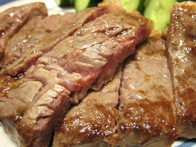 窪川牛サーロインステーキ