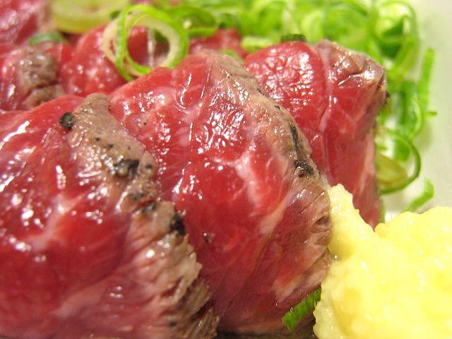 窪川牛タタキ