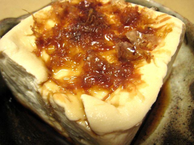 吾北の豆腐