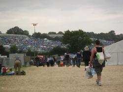 entranceof glasto