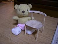 ミニチュア椅子2