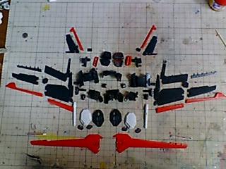 MGフォースインパルスガンダム32