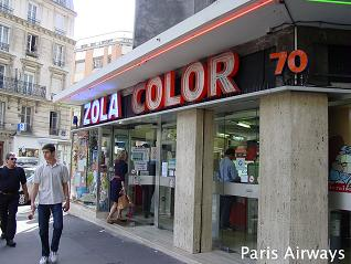 ZOLA COLOR