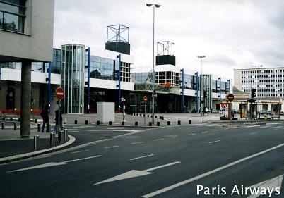 SNCF(フランス国鉄) レンヌ駅