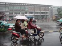 雨の日バイク3