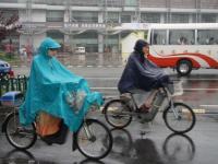 雨の日バイク2