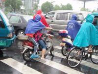 雨の日バイク5
