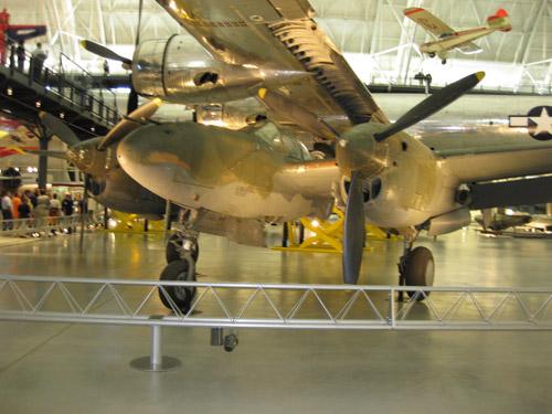 P-38 ライトニング01
