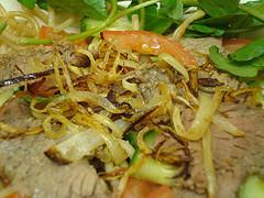 Pasta salad with roast beef2