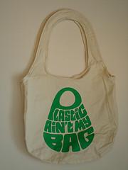 Plastic ain't my bag