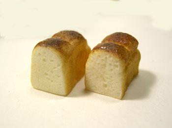 ミニチュア 食パン