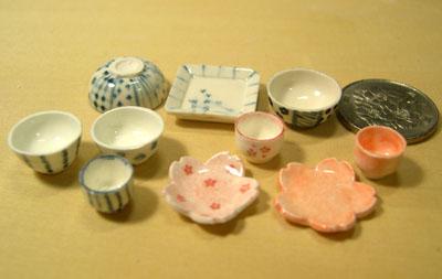 ドールハウス 陶芸