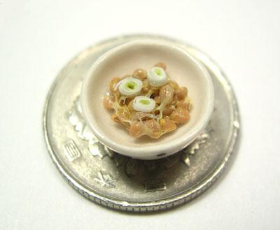 ドールハウス 納豆